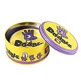 Homgrace Do-bble Juego Doble Juegos de Mesa para Niños Sport & Alphabet diversión Familiar Encuentra (DO-BBLE)