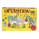 Juego de Mesa electrónico Operation con Cartas para niños a Partir de 6 años (Exclusivo de Amazon)