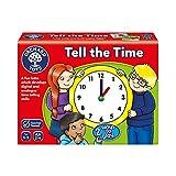 Orchard_Toys Tell The Time - Juego educativo para aprender la hora (importado de Reino Unido)
