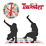 YOTINO Twister Game, Balance Game, Juegos de Habilidad para niños y Adultos, Party Party, Family Game, Funny Game for Kids Birthday, Twister Play Mat Original Outdoor