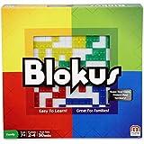 Mattel - Juegos Blokus Refresh, juego de estrategia para niños +7 años (Mattel BJV44), Embalaje estándar