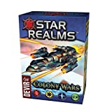 Devir Star Realms: Colony Wars - Juego de Mesa en Castellano