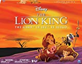 Disney Lion King Juego de mesa de carreras Niños y adultos - Juego de tablero (Juego de mesa de carreras, Niños y adultos, Niño/niña, 6 año(s), Multicolor, China)