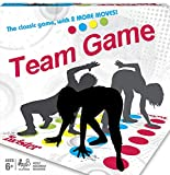 BASON Juegos Suelo,Juego de Piso Familiar Tapete de Juego, Juegos de Mesa, Divertidos Juegos de Habilidad para niños y Adultos