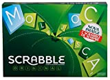 Mattel Games Scrabble original en català, joc de taula (Mattel Y9595)