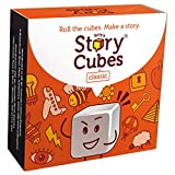 The Creativity Hub RSC101 Rory's Story Cubes Hangtab, Multicolor