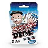 Hasbro Monopoly-E3113103 Deal, juego de cartas, multicolor, E3113103 , color/modelo surtido