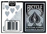 Baraja de Poker - Bicycle (Limitada - Silver & White Backing)