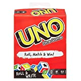 Mattel Games GKD66 UNO Roll & Write