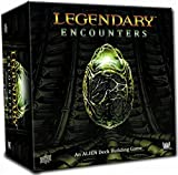Legendary Encounters: An Alien Deck Building Game by Upper Deck
