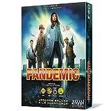 Z-man Games España Pandemic ZM7101ES Juego de Mesa, Multicolor