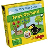 HABA My Very First Games - First Orchard Cooperative Game Celebrating 30 Years (Made in Germany) by HABA