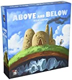Red Raven Games - Juego de cartas Above and Below, de 1 a 4 jugadores (009RVM) , color/modelo surtido