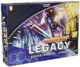 Asmodee Pandemic-Legacy Azul, pan07blu, Juegos de Mesa