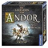 Die Legenden von Andor Teil III - Die letzte Hoffnung: Erlebt das große Finale der Andortrilogie! für 2-4 Spieler