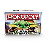Monopoly: Star Wars The Child Edition Juego de mesa para familias y niños a partir de 8 años, con el niño, que los fans llaman Baby Yoda