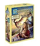 Z-Man Games Carcassonne 3 'La Princesa y el dragón (edición en inglés 2016)
