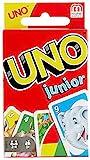 Mattel Games UNO Junior, juegos de mesa para niños, 3-10 años (Mattel 52456)