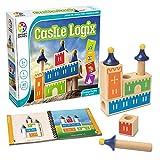 Smart Games-Castle Logix (Madera)