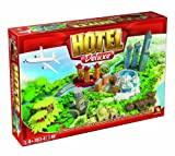 Asmodee- Hotel Deluxe - Español, Color, 40.1 x 26.7 x 8.4 (HOT01ES)