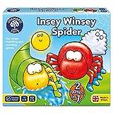 Orchard_Toys Insey Winsey Spider - Juego educativo para aprender a contar y las formas (importado de Reino Unido)