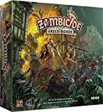 Asmodée - Zombicide Black Plague : Green Horde - 8435407619999