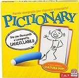 Mattel Games Pictionary DPR76 - Juego de Mesa (8 años + Idioma español no garantizado)