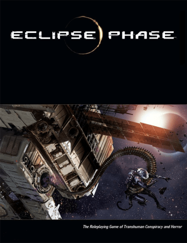 mejor juego de rol Eclipse phase