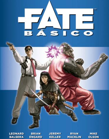 juego de rol fate basico