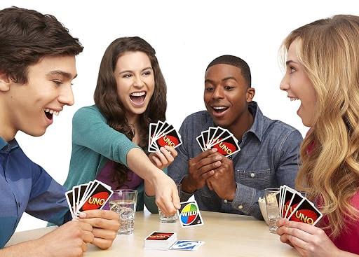 como jugar al uno