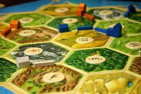 Tablero del Colonos de Catan