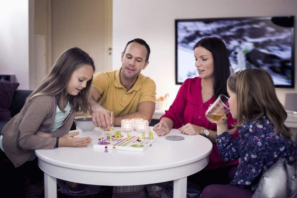 mejores juegos para familia