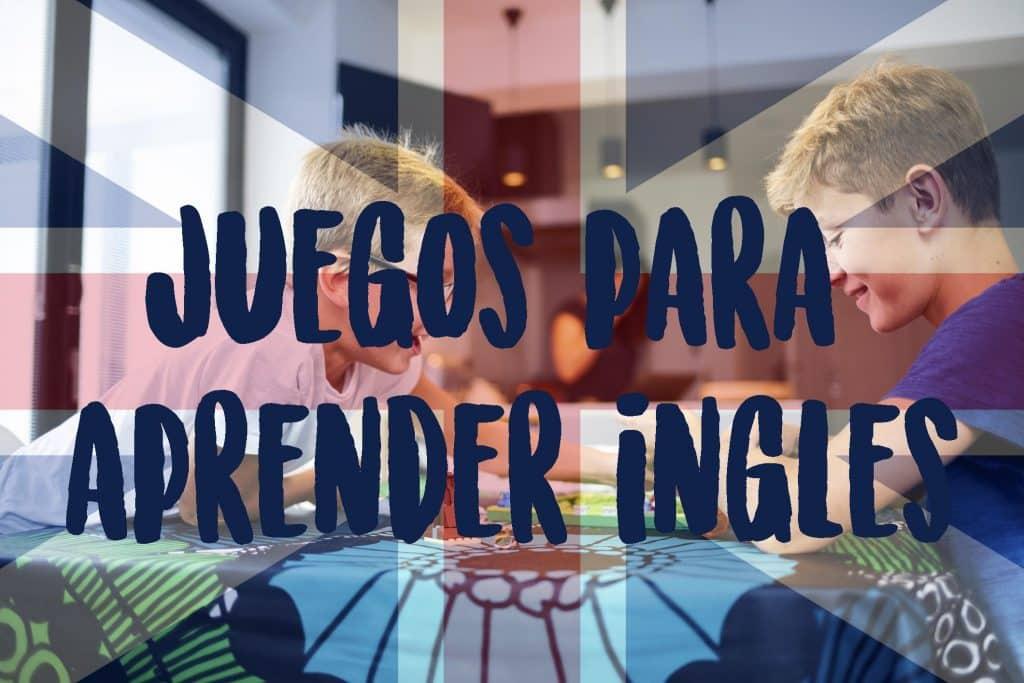 mejores juegos de mesa para aprender ingles