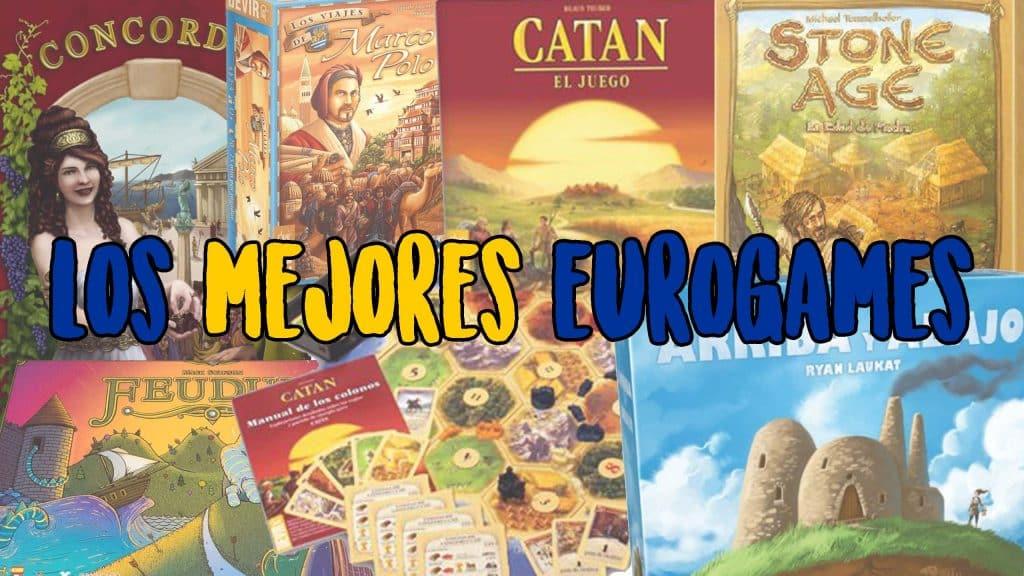 top juegos de mesa eurogames