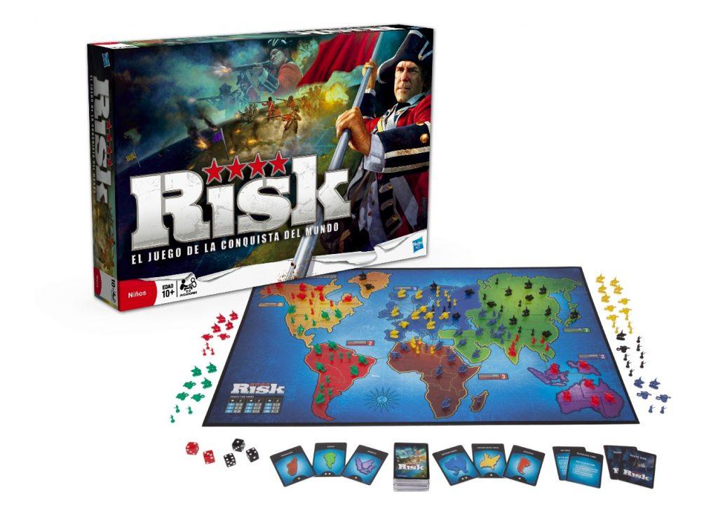como jugar al risk