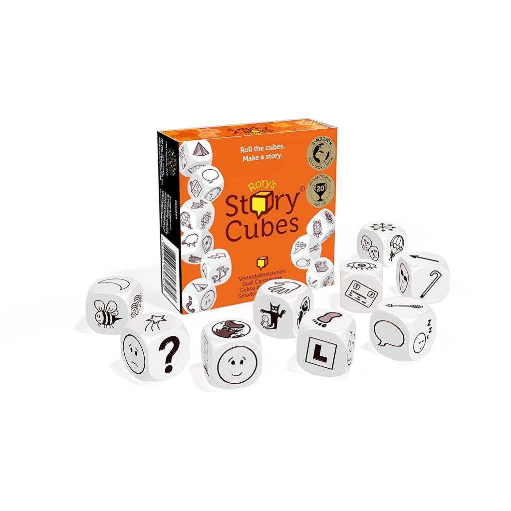 juego clasico dados story cubes