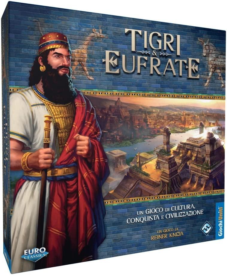 Juega de mesa Tigris & Éufrates