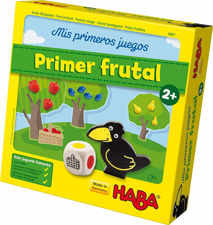 juego de mesa para niños primer frutal