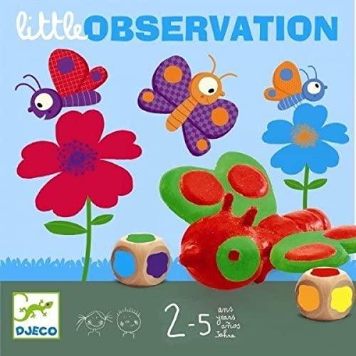 Little observation juego de mesa para niños
