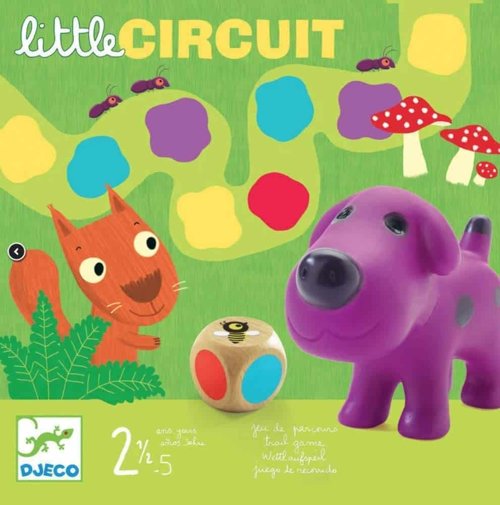 Little Circuit juego de mesa