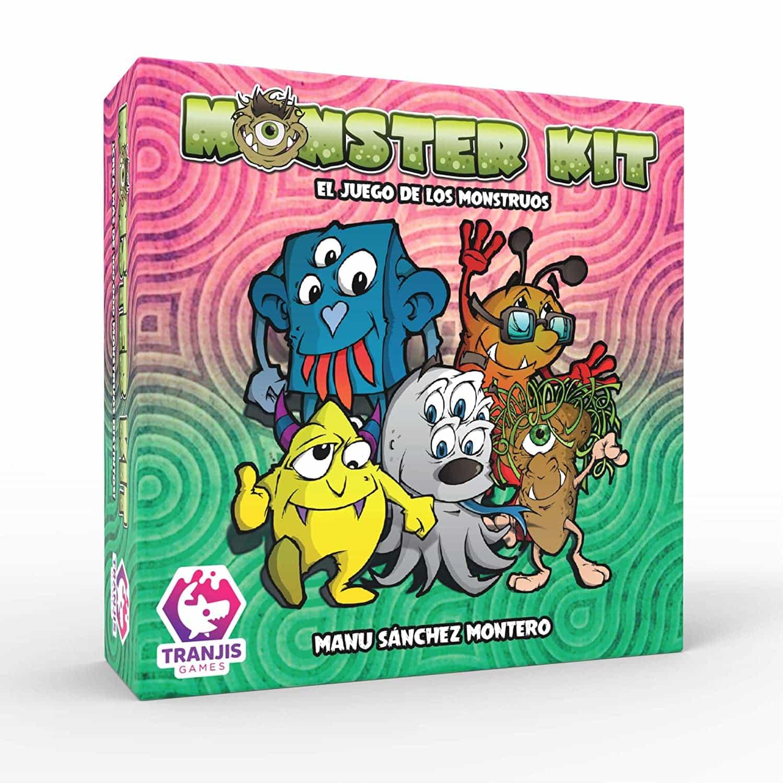 Juego de mesa para dibujar Monster Kit
