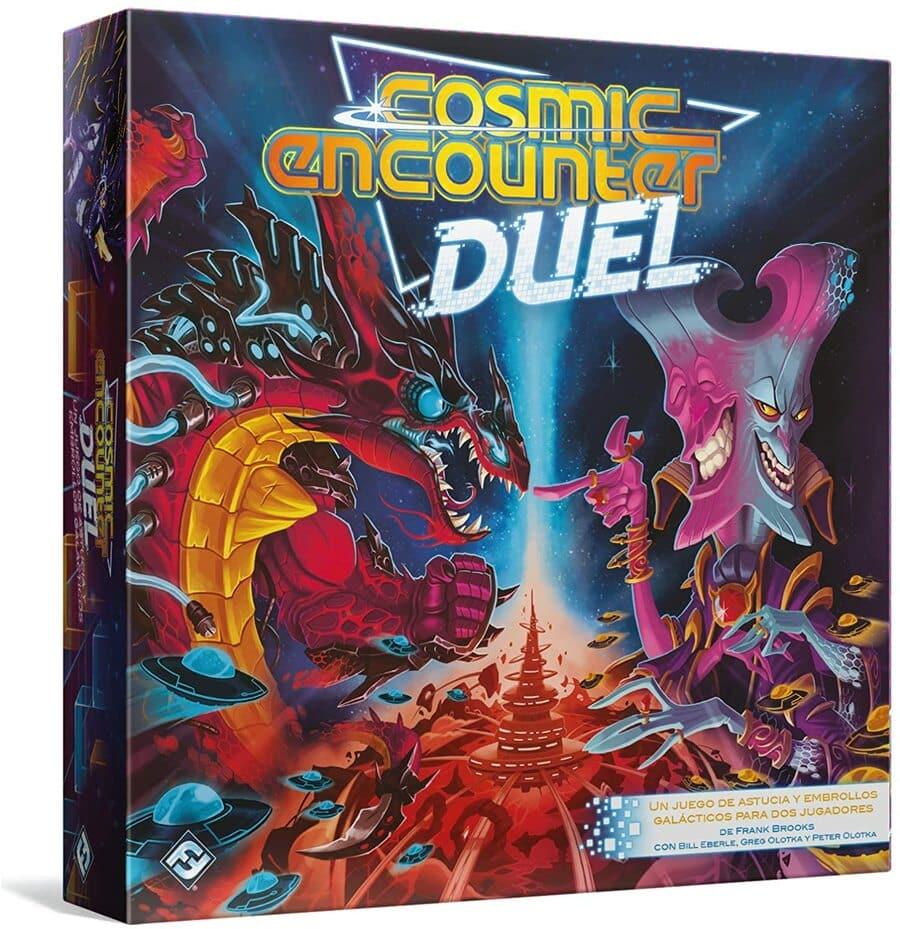 caja del juego de mesa Cosmic Encounter