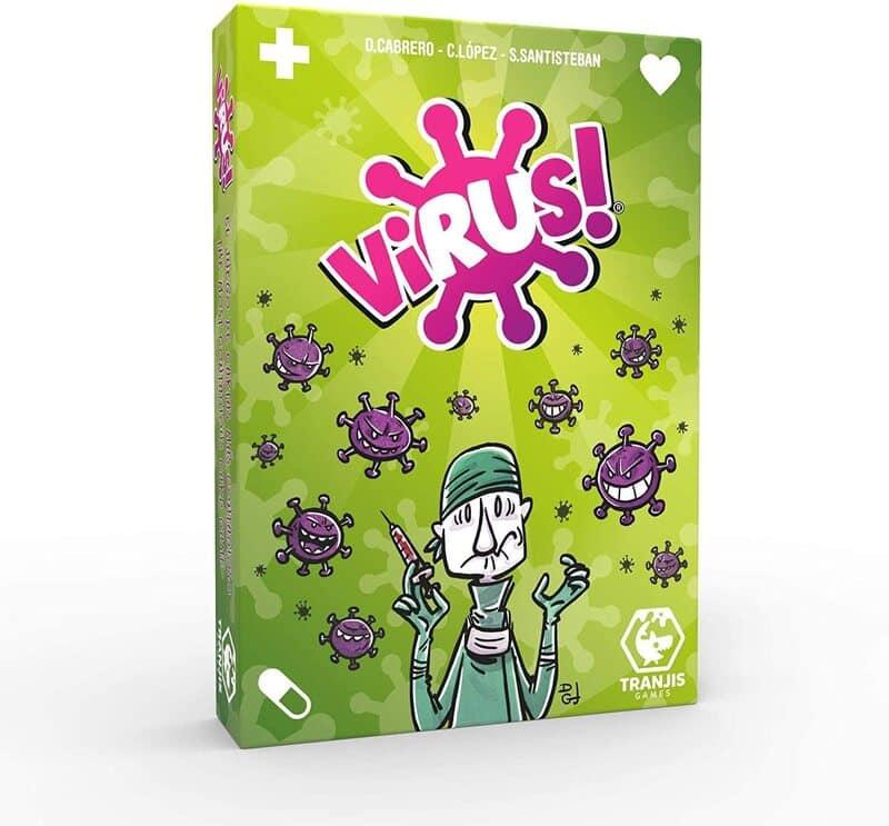 Mejores juegos de mesa, Virus