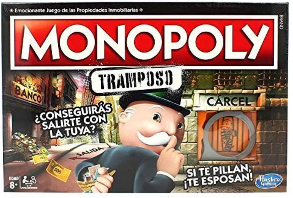 Versión del clásico monopoly, Monopoly Tramposo