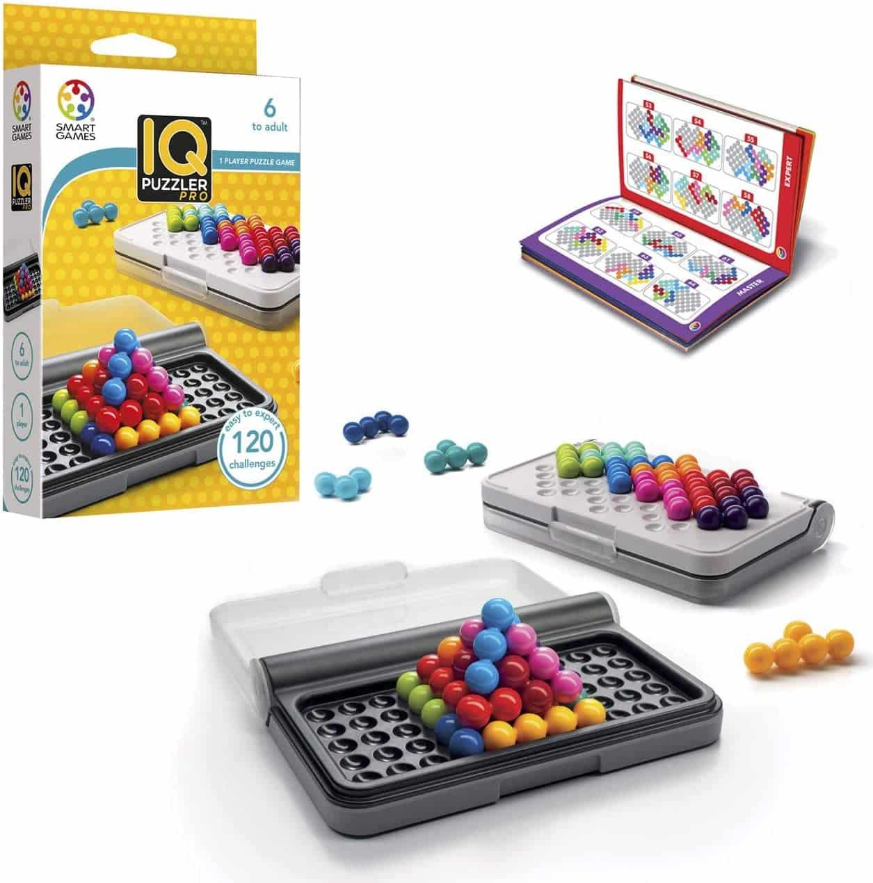 Contenido del juego IQ Puzzler Pro