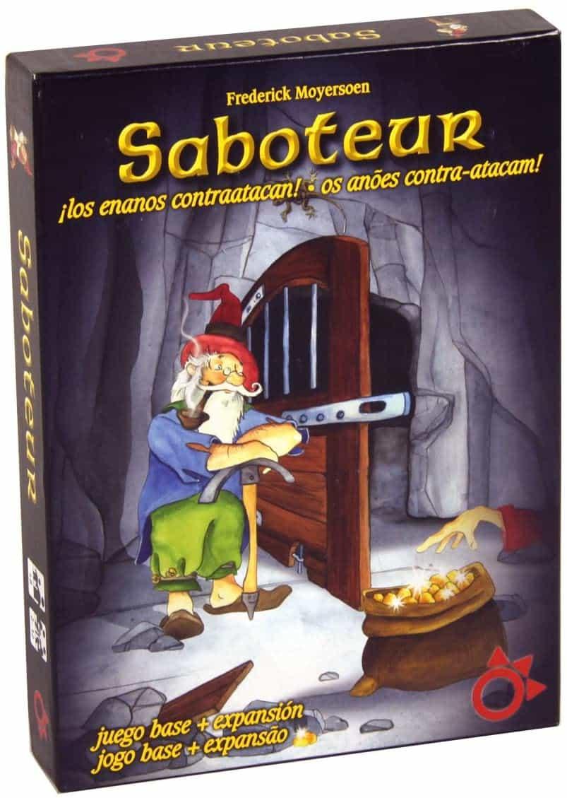 Juego de mesa Saboteur