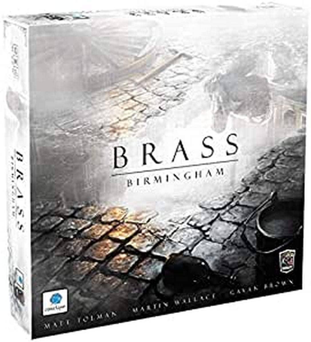 Brass: Birminghan juego de mesa