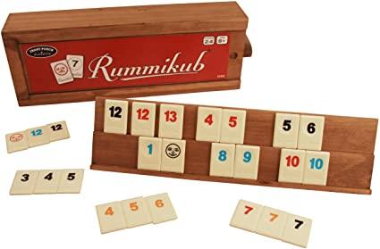 reglas del rummikub: fichas