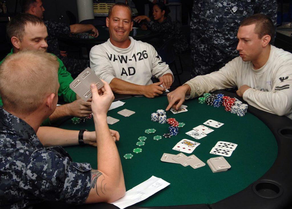 reglas del póker
