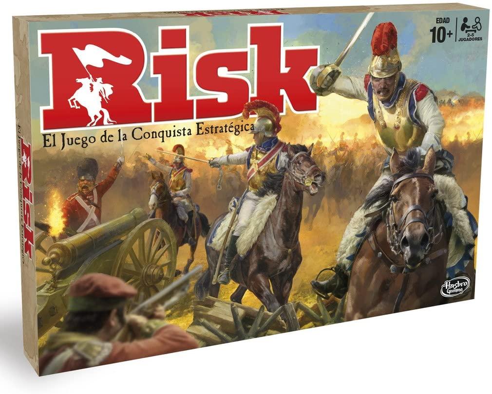 """Juego de mesa de dominación mundial """"Risk """""""